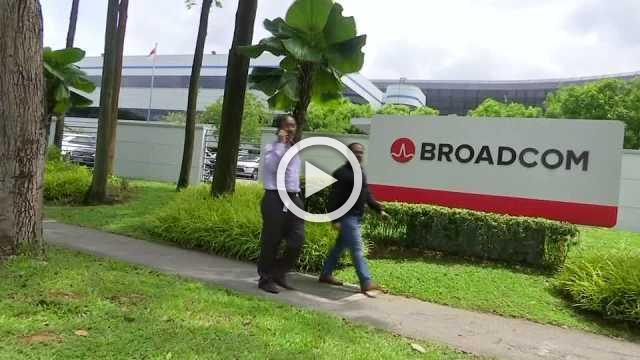Broadcom to redomicile in U.S.