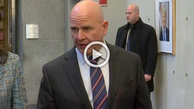 McMaster briefs U.N. Security Council on North Korea