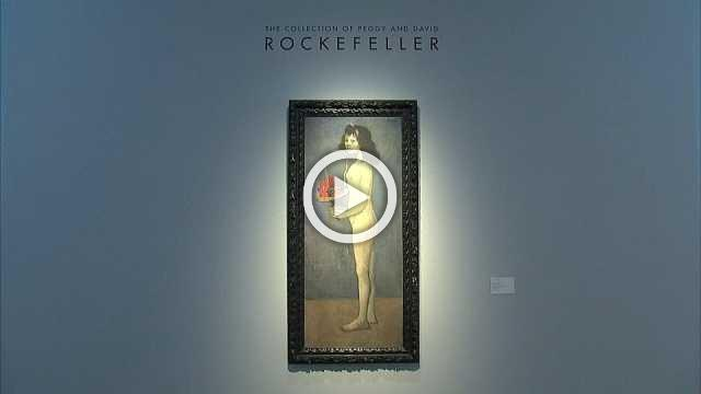 Rockefeller art collection set to break records