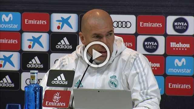 Real Madrid have a 50-50 chance to beat Juventus in champions League - Zidane