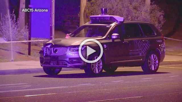U.S. safety agencies probing fatal self-driving Uber crash