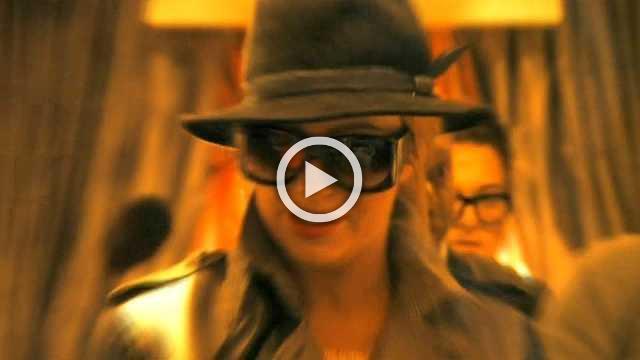B-Roll footage of Aubrey O'Day