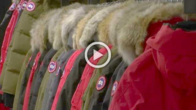 Canada Goose to boost production.