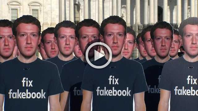 Washington lines up to see Zuckerberg take the heat