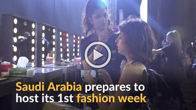 Saudi Arabia hosts its first-ever fashion week