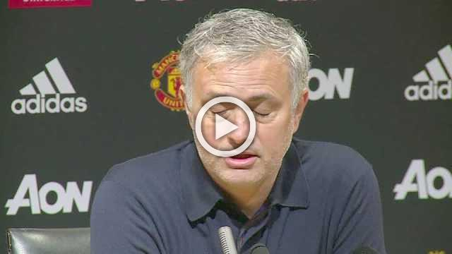 """Mourinho hits out at inconsistent and """"complicated"""" United"""