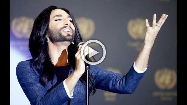 Eurovision winner Conchita Wurst says she is HIV positive