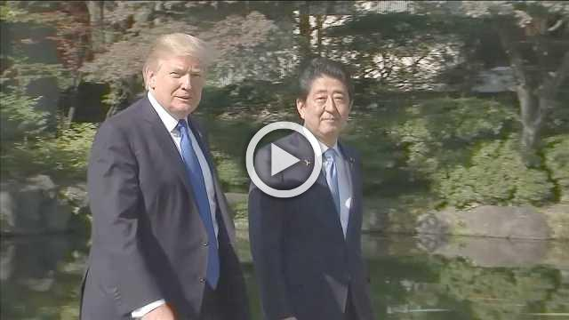 Japan worries Trump could link security and trade