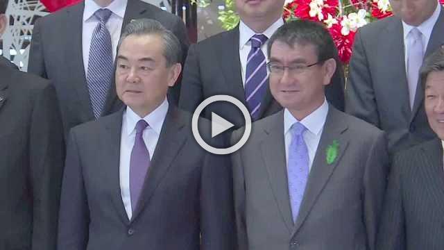 Japan & China say trade war will harm world economy