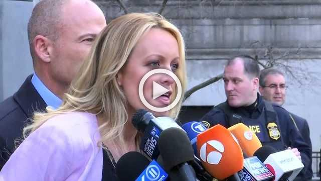 Stormy Daniels says 'committed' to truth, facts behind Cohen case