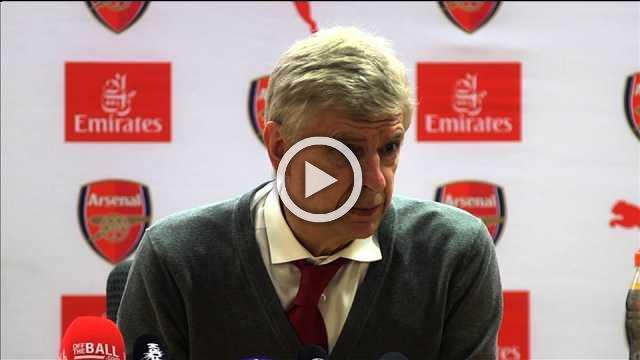 Arsene Wenger says fans did not give 'image of unity' he wanted
