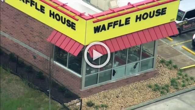 Search continues for Waffle House shooter