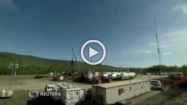 Halliburton revenue gushes higher