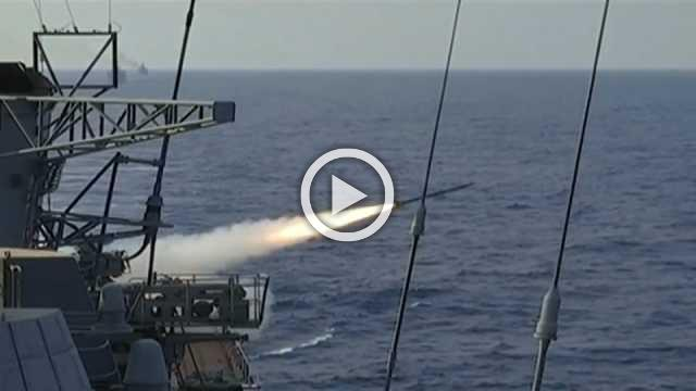 Russian navy holds live-fire drills in Sea of Japan