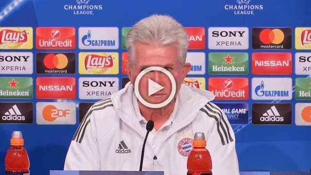 Faith can move mountains, says Bayern's Heynckes ahead of Madrid game