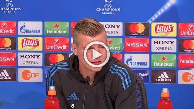 Kroos and Zidane wary of Bayern's threat