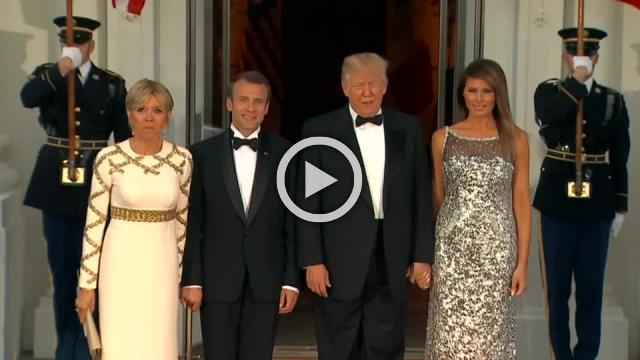 Murdoch, Tim Cook, Olympians among guests at Trump state dinner