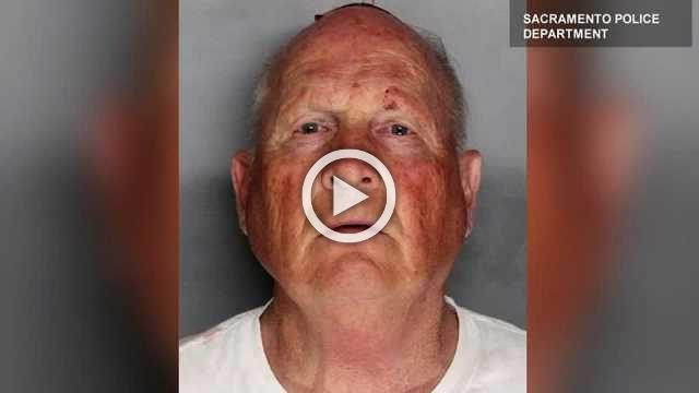 California man arrested in 'Golden State Killer' case, suspected in 12 slayings