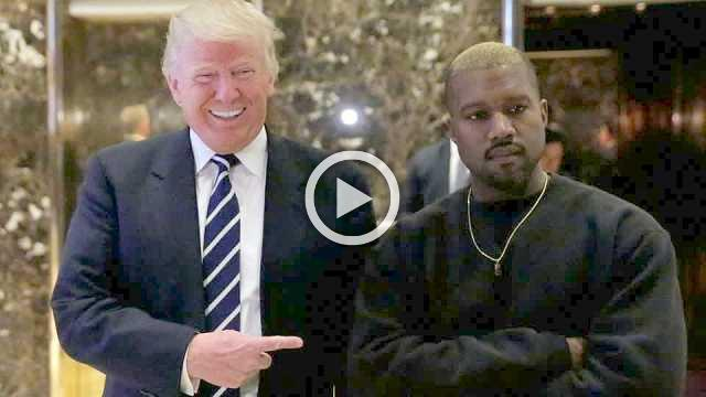 Kanye West's tweets cause controversy, get reaction from Trump