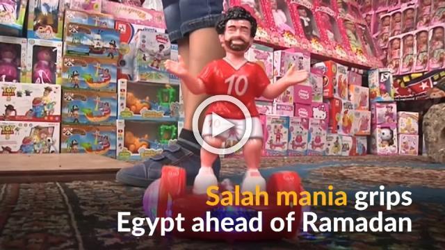 Ramadan shoppers splash on Salah merchandise