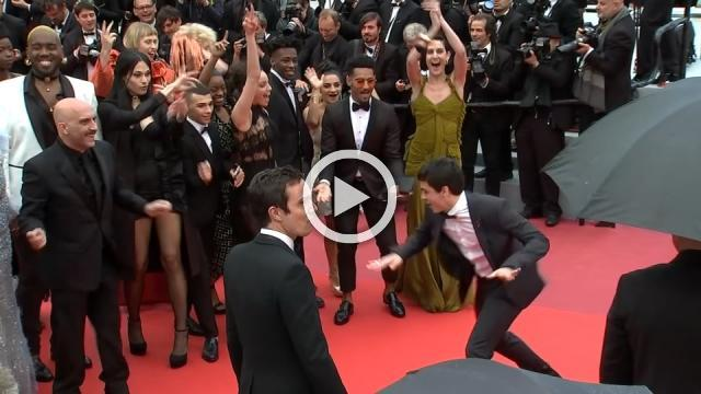 """Drug-fuelled dance trip in Noe's film """"Climax"""" at Cannes"""