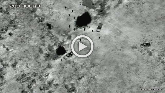 Pentagon releases video of deadly Niger ambush