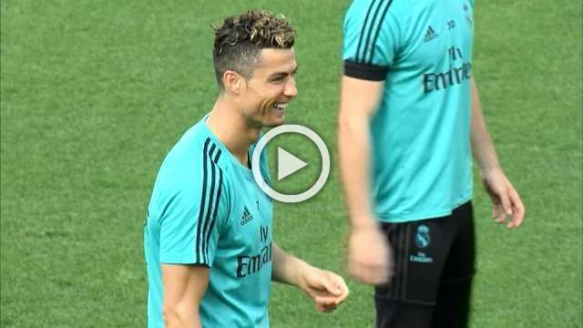 Cristiano Ronaldo will be at 120 percent - Zidane
