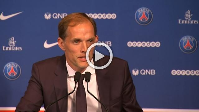 New PSG coach says ready to take on team, focus on