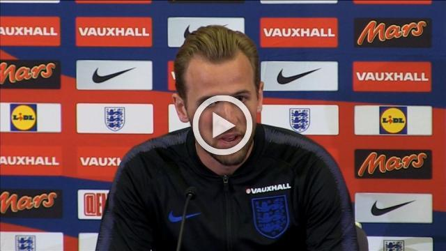 Kane 'extremely proud' to captain England at World Cup
