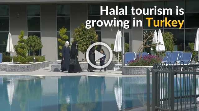 Muslim-friendly tourism booms in Turkey