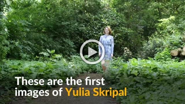 Yulia Skripal: world has turned upside down after assassination attempt