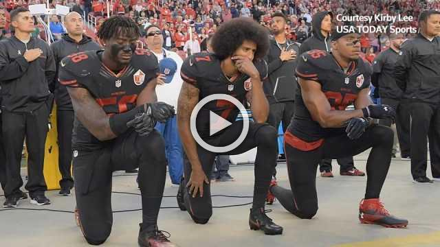 NFL could fine players in new anthem policy