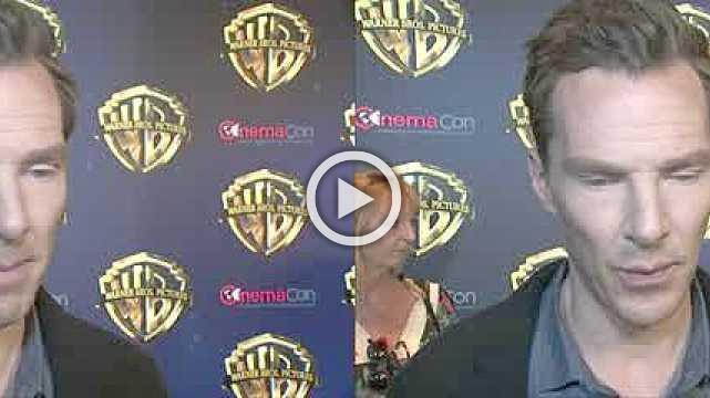 Andy Serkis and Benedict Cumberbatch talk 'Mowgli'