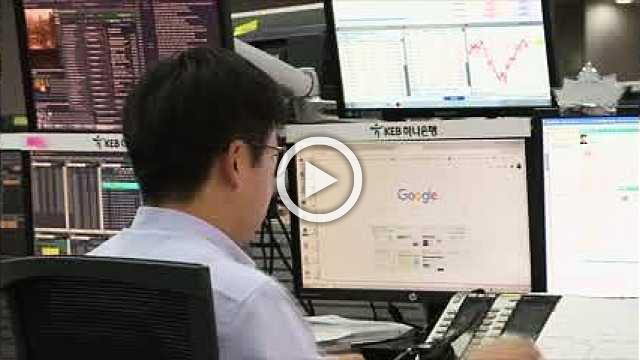 Global shares recover as North Korea calms nerves