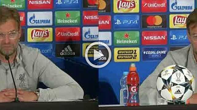 Klopp disheartened at loss, feels for Salah