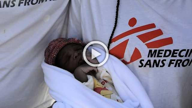 "Baby ""Miracle"" born on a migrant rescue ship"