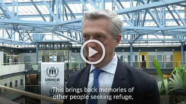 U.N. denounces 'shameful' treatment of migrants by Europe