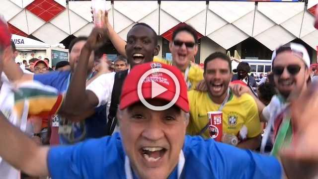 Senegalese fans proud and ecstatic about victory over Poland