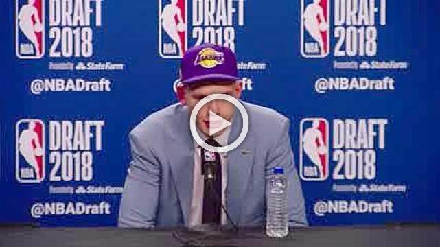 Suns make Deandre Ayton top pick in NBA Draft, Doncic taken third then traded to Mavericks