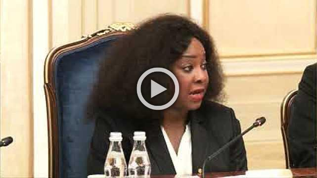 FIFA's Samoura says Russia sets bar high for Qatar 2022 World Cup