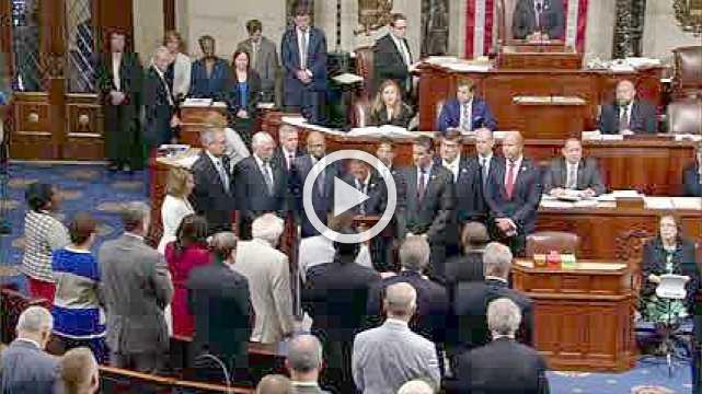 Congress honors Capital Gazette victims