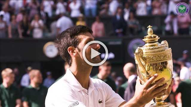 Wimbledon Day 13 highlights - Djokovic wins men's singles
