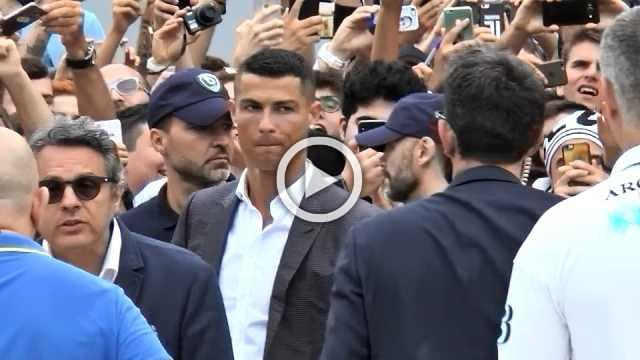 Juventus fans hit by Ronaldo fever