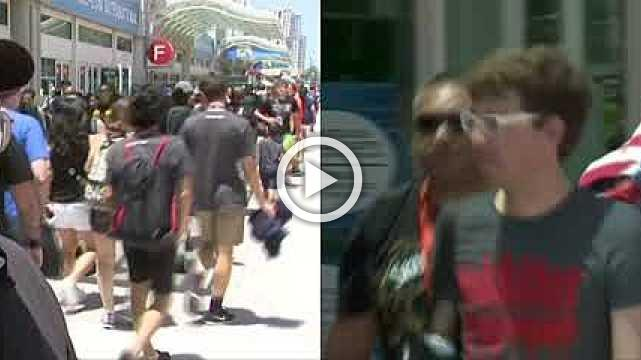 Comic-Con kicks off in San Diego