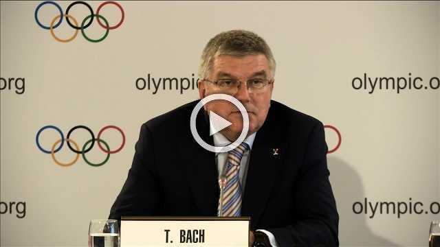 Bach says issues remain over future inclusion of esports in Olympics