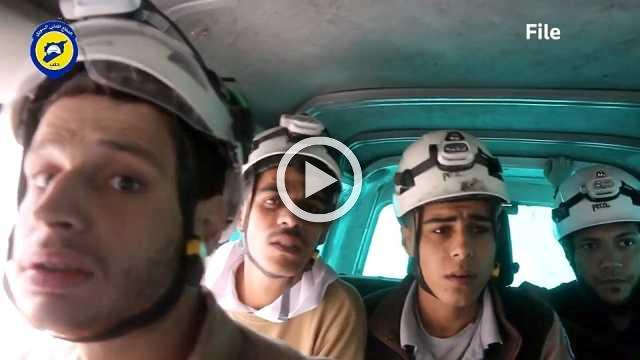 "Syrian ""White Helmets"" evacuated to Jordan"