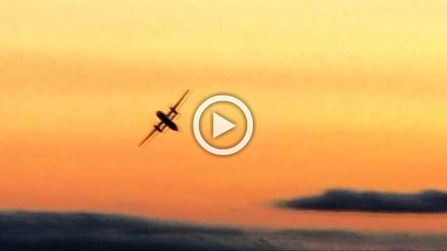 Audio released from stolen Seattle airport plane