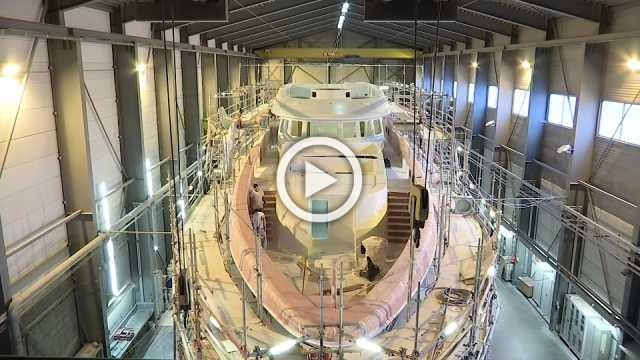 Dutch superyacht builders propelled by rising economic tide