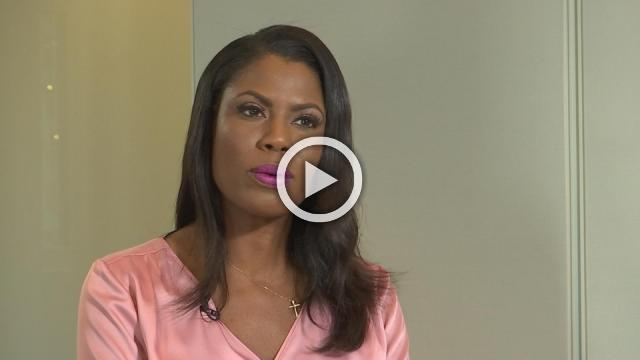 Why is Trump trying to silence me?: Omarosa