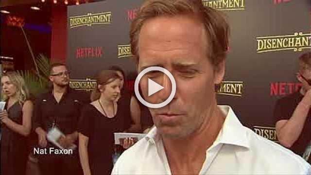 'Simpsons' creator Matt Groening brings new show 'Disenchantment' to Netflix